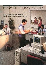 Hewlett-Packard - The HP MICRO 3000 Systems: Plug in a powerful business manager