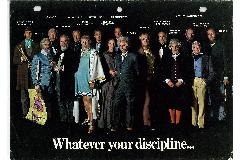 Hewlett-Packard - What ever your discipline...