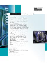 Hewlett-Packard - HP 9000 V-Class Data Center Solutions