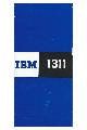 IBM (International Business Machines) - IBM 1311