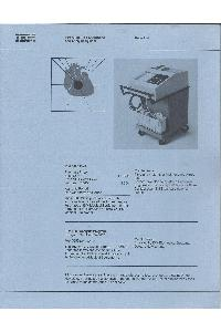 IBM (International Business Machines) - IBM 5880 ECG Acquisition and Analysis System