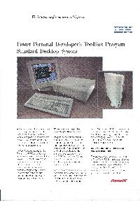 IBM (International Business Machines) - Power Personal Developer's Toolsbox Program Standard Desktop System
