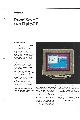 IBM (International Business Machines) - IBM PS/2 color display 8518