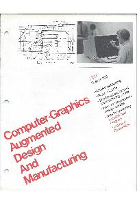 IBM (International Business Machines) - System/370 - Computer Graphics