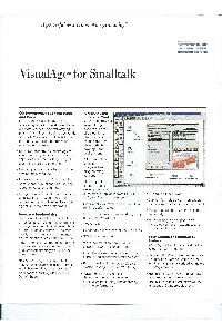 IBM (International Business Machines) - VisualAge for SmallTalk