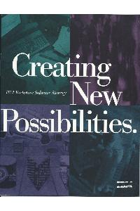 IBM (International Business Machines) - Creating new possibilities