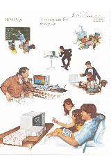 IBM (International Business Machines) - IBM PCjr - The easy one for everyone