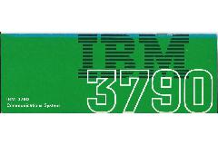 IBM (International Business Machines) - IBM 3790 Communications system