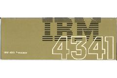 IBM (International Business Machines) - IBM 4341