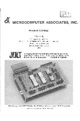 Microcomputer Associates catalog