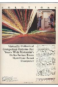 Hamilton/Avnet Computer - Virtually unlimited computing options