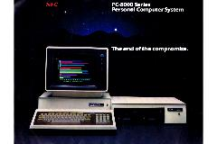 Nec - PC-8000 Series Personal computer system