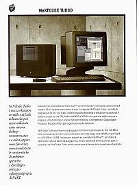 NeXT Inc. (Next Computer Inc.) (Next Software Inc.) - Next Cube