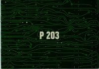 Olivetti - Olivetti P203