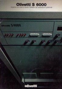 Olivetti - Olivetti S 6000