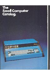 Processor Technology Corp. - The small computer catalog