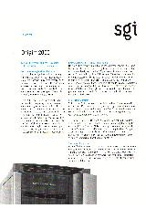 Silicon Graphics (SGI) - SGI Origin 2000