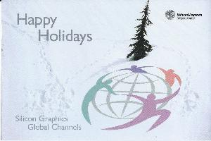Silicon Graphics (SGI) - Happy Holydays Silicon Graphics Global Channels