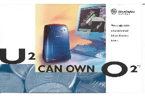 Silicon Graphics (SGI) - U2 can own O2