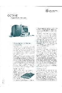 Silicon Graphics (SGI) - Octane Digital Media Product