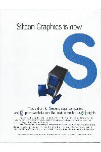 Silicon Graphics (SGI) - Silicon Graphics is now