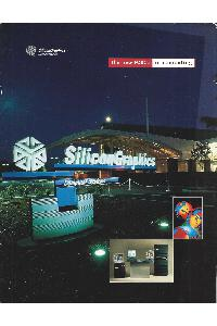 Silicon Graphics (SGI) - The New Force In Computing