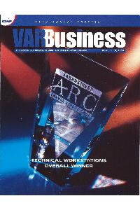 Silicon Graphics (SGI) - VAR Business 11th annual edition
