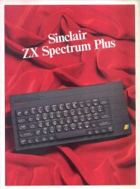 Sinclair Ltd. - Sinclair ZX Spectrum +