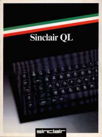 Sinclair Ltd. - Sinclair QL