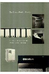 Stratus Computer Inc. - The Status product family