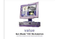 Sun Microsystems - Blade 150 Workstation