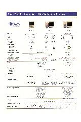 Sun Microsystems - Sun Ultra Workstation Overview