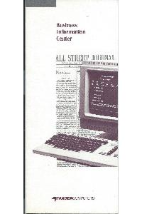 Tandem Computers Inc. - Business information center