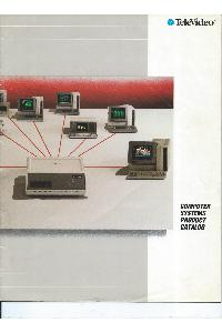 Televideo Systems Inc. - Computer systems product catalog