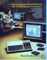 Texas Instruments Inc. - Texas Instruments introduces Ti 99/4 Home Computer