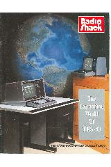 Tandy Corp. - The expanding world of TRS-80