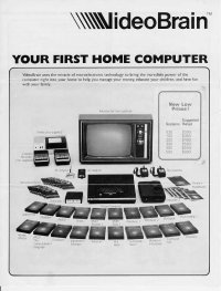 Your first home computer