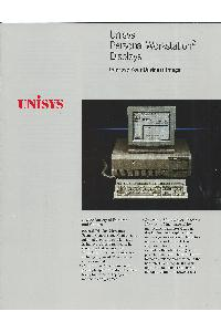 Unisys - Unisys Personal Workstation2 Displays