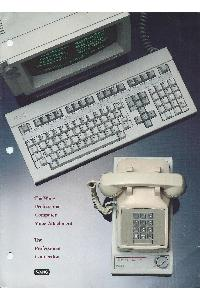 Wang Laboratories Inc. - The Wang Professional Computer voice attachment