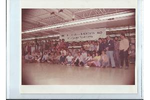 Wang Laboratories Inc. - Wang celebrates the 10,000th VS Manufactured March 27, 1984
