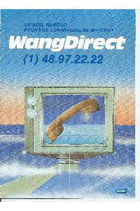 Wang Laboratories Inc. - WandDirect (France)