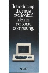 Xerox Corp. - Introducing the most overlooked idea in personal computing