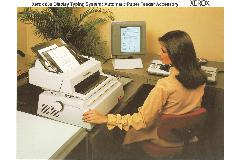 Xerox Corp. - Xerox 850 Display typing system