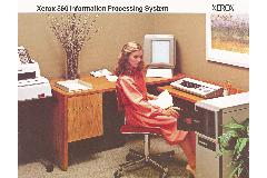 Xerox 860 Information Processing System