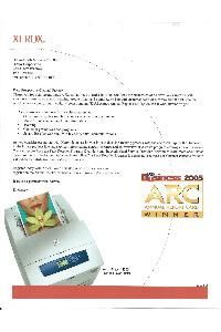 Xerox Corp. - Peak Reseller Program 2005