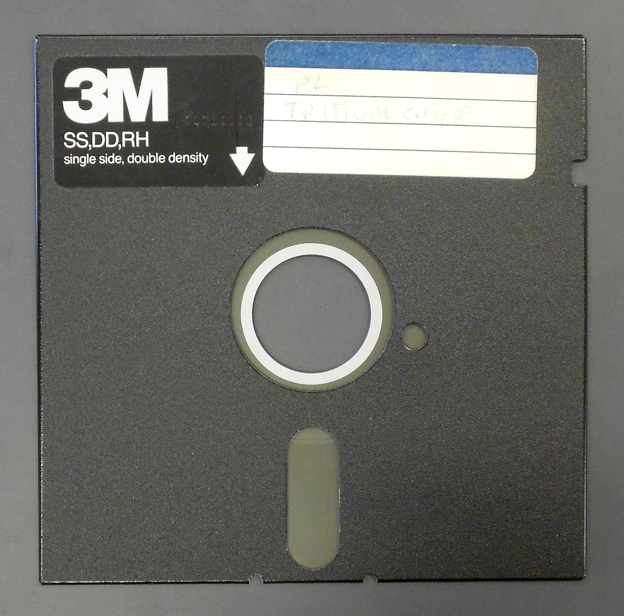"""Floppy disk 5.25"""""""