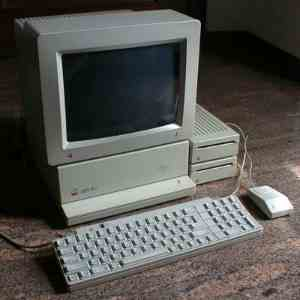 Apple //GS Woz