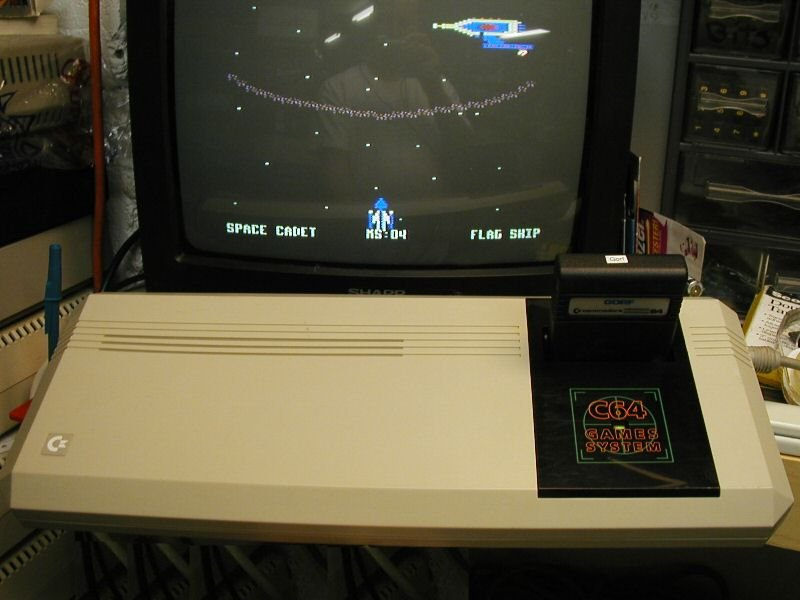 64GS Game System