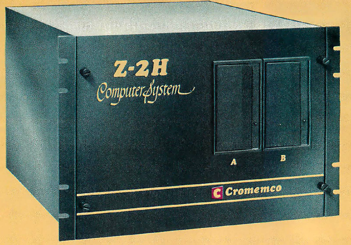 Z-2H Computer System