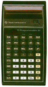 Ti-57 Programmable